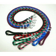 Colored nylon leash