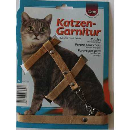 Harness leather 1,2x34-47cm