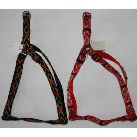 Nylon harness color