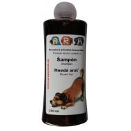 ARA Šampon na hnědou srst