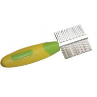 Sided comb for rodents 4x11,5 cm
