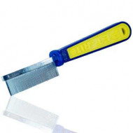 Fine comb 2,4x19cm