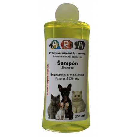 ARA SHAMPOO FOR PUPPIES AND KITTENS