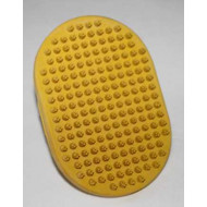 Rubber oval 9x13
