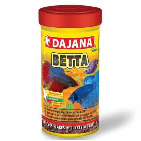 Dajana Betta flakes 100 ml