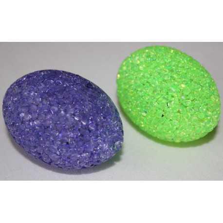 Krystalové rugby 6,5 cm