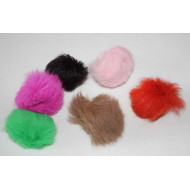 Toy colored cluster of five centimeters
