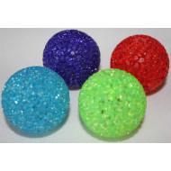 Krystalová míč 4 cm