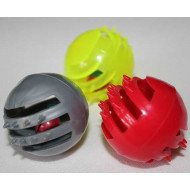 Artificial barbed ball 3.5 cm
