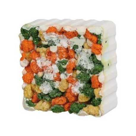Mineral block with algae and croquettes 80 g