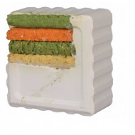 Mineral block with vegetables 80 g