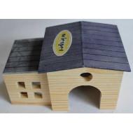 House folding 13,5x8,5x8cm