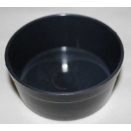 Plastic bowl 8x4cm