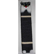 Škrábadlo Kočka 50x10x1cm