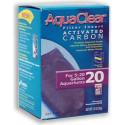 AquaClear AC 20 aktivní uhlí