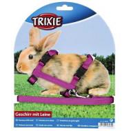 Postroj pre králika 1x25-44cm