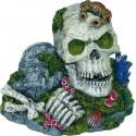 Skull 12,5x10,5x12cm