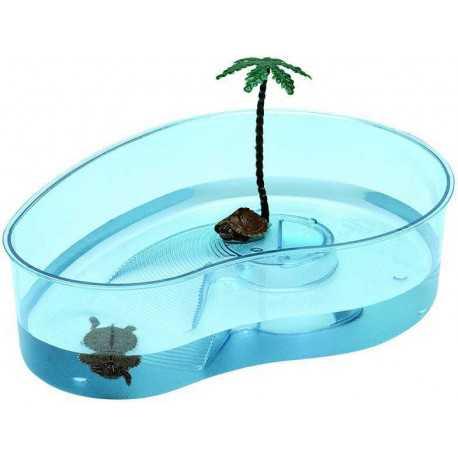 Bazénik pre korytnačky 20,5x15,5x10cm