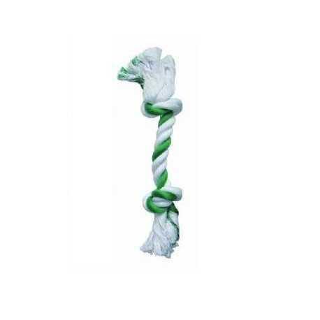 Uzol lanový zelený 37cm