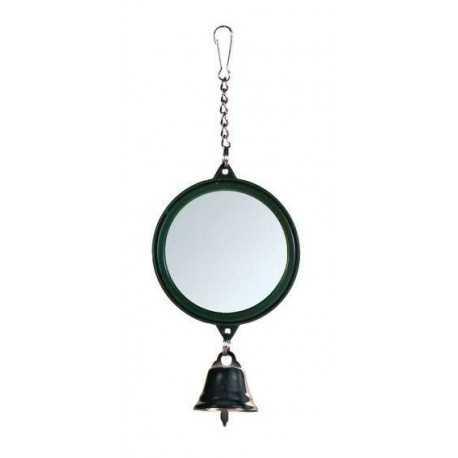 Plastové zrkadielko so zvoncom 5,5cm