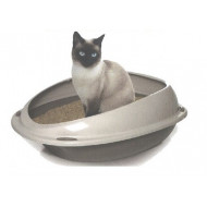 Toilet for cats Lux 45x15cm