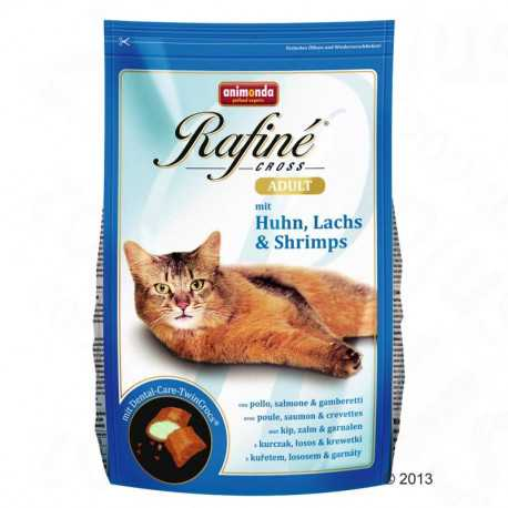 ANIMONDA RAFINE ADULT chicken, salmon and shrimps 1,5kg