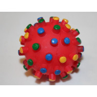 Ball with spikes