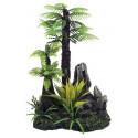 Fiji palma na skale 15,5x11x22,5cm