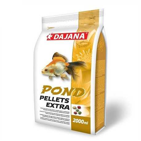 Dajana - Pond pellets extra 2l