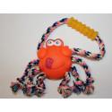 Rubber spider a draw