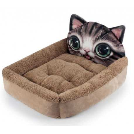 Bed for dogs and cats