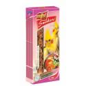 Vitapol tyčinky pro korelu ovocné 2ks