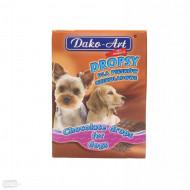 DAKO - ART Dropsy pro psy čokoládové 75g