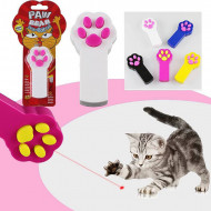 Laser toy Paw for cats 10x3cm