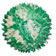 C6098798 Lopta pichľavá parfémovaná z tvrdej gumy 8cm