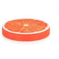 Molitanové ležadlo Pomeranč 40x5cm