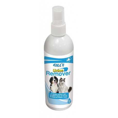 Gill's stain remover and odor