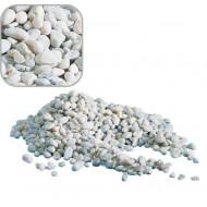 White pebbles 4-8mm / 5kg