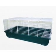 Crate for rabbits and guinea pigs 100x56x45cm