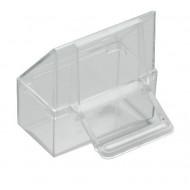 Plastic feeder 3x5,5x4cm