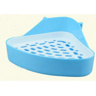 Toilet for guinea pigs and rabbits 25x18,5x10/5,5cm
