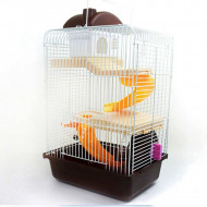 Cage for rodents 27x20x37cm