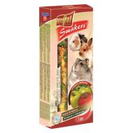 Vitapol Tyčinky pre hlodavce - jahodové 2ks