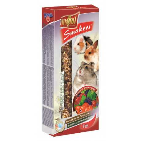 Vitapol Sticks for rodents - apple 2pcs
