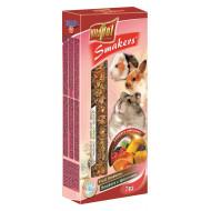 Vitapol Tyčinky pro hlodavce - lesní ovoce 2ks