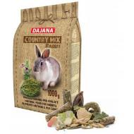 COUNTRY MIX krmivo pre králikov 1000g