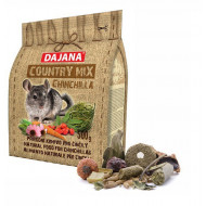 COUNTRY MIX chinchilla food 500g