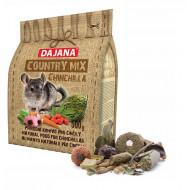 COUNTRY MIX krmivo pro činčily 500g