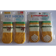 Socks Yellow- S, L, XL