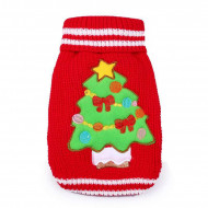 Sweater Red Christmas tree